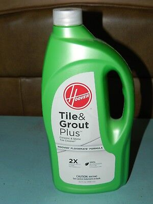 Hoover 2X FloorMate Tile and Grout Plus Hard Floor Cleaning Solution