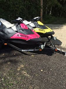 2015 seadoo spark 3 up 900
