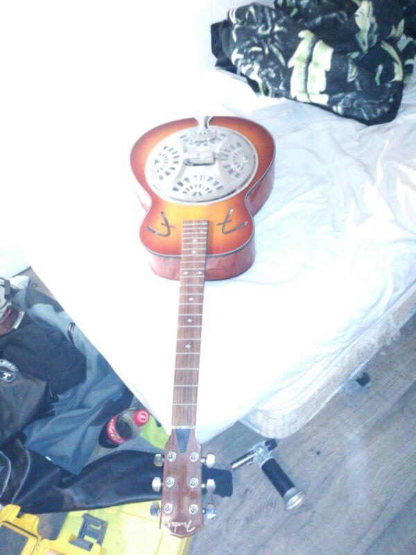 Fender FR-50 Resonator Guitar L@@K!