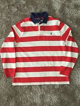 """Brand New ! Men's Polo Ralph Lauren """"Rugby Jumper """" Manly West Brisbane South East Preview"""