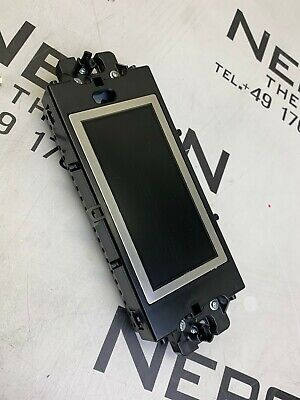 Mercedes GLK X204 Bildschirm Multifunktion Display Monitor A2048202697