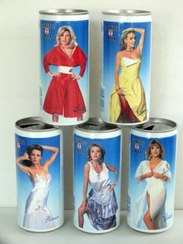5 CAN SET OF TENNENT