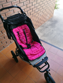 Mountain Buggy with Bassinet