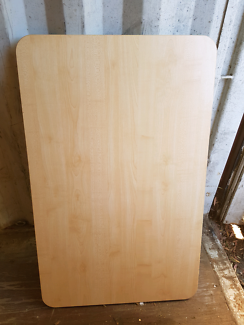 Laminated table desk panel wood 1200 x 750