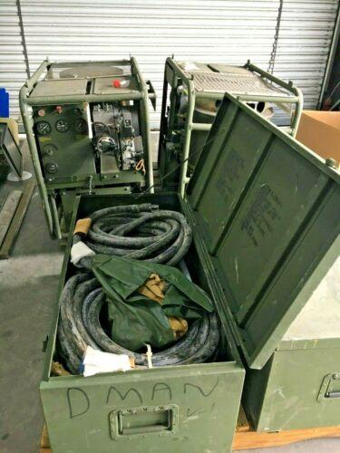 *NICE* M17A3 Lightweight Decontamination Unit, NSN 4230-01-346-3122