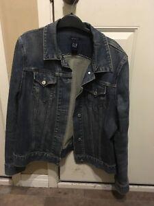 Ladies Jean jacket size XL