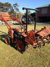 Kubota B7000 Tractor Belgrave South Yarra Ranges Preview