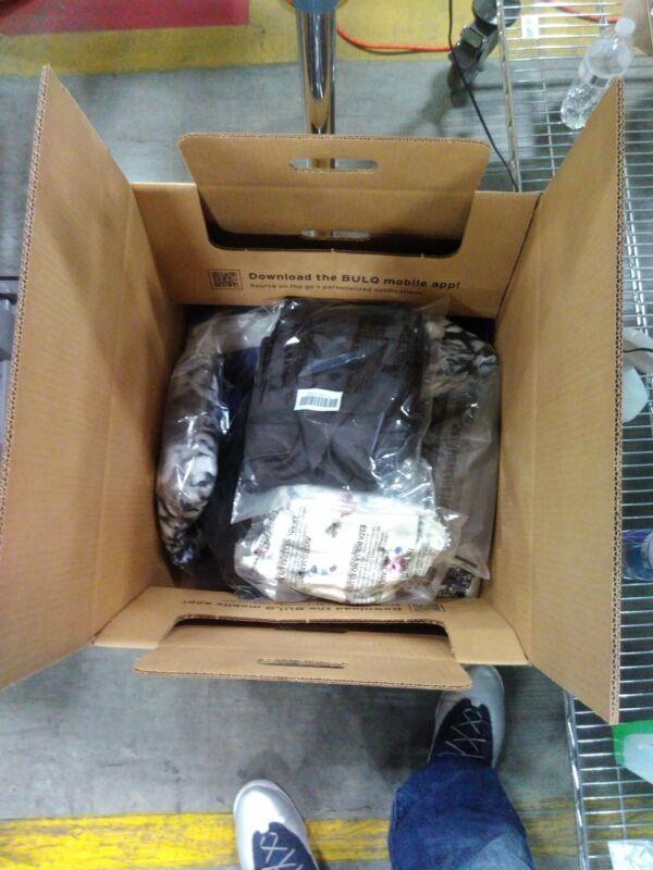 BULQ Liquidation Lot   New   Clothing, Shoes & Accessories