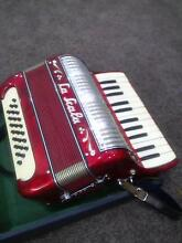Piano Accordion La Scala 24 Bass, Quality Italian Childrens Model Pitt Town Hawkesbury Area Preview