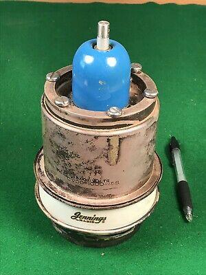 Jennings Vacuum Variable Capacitor Cvdd-1000-15s  Awa Sss 181