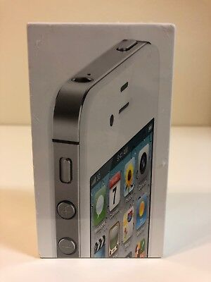 iPhone 4s 64GB - WHITE - Factory Sealed - *RARE* - COLLECTABLE! for sale  Shipping to India