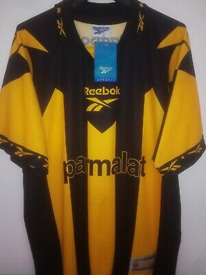 PEÑAROL 1999-2000 BNWT Parmalat camiseta shirt trikot maillot maglia reebok