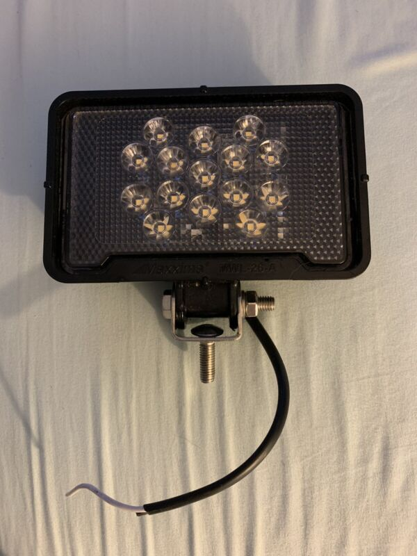 MAXXIMA Flood Light,Rectangular,LED, MWL-26-A