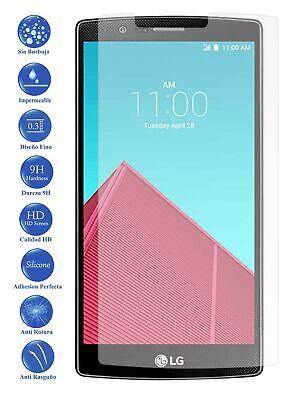 Protector de Pantalla Cristal Templado Premium para LG Optimus G4 S Beat