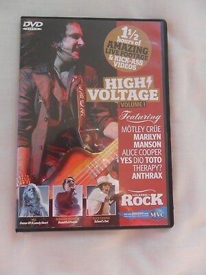 High Voltage Volume 1 Classic Rock