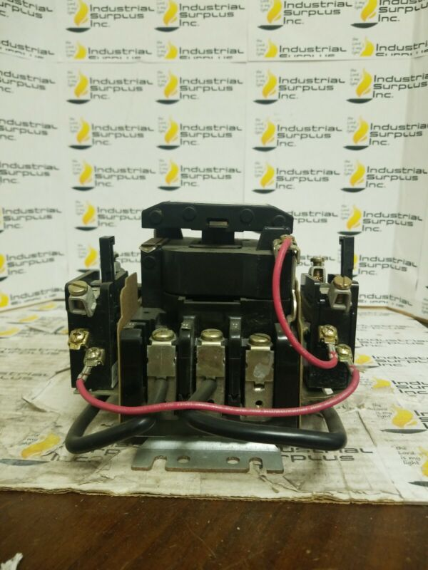 General Electric CR306D0 Motor Starter *FREE SHIPPING*