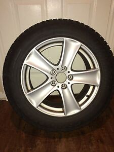 BMW Winter Tires Grandtrek  R18