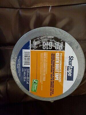 Shurtape Pc-618 Performance Grade Duct Tape 3 In. X 60 Yds. Black