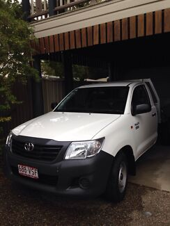 2015 MY14 Toyota Hilux Workmate Margate Redcliffe Area Preview