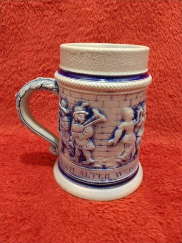 Simmons & Hammond pottery root beer stein mug