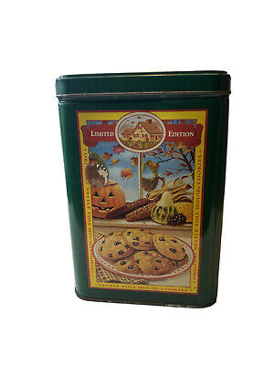 Nestle Toll House Cookies Collector's Limited Edition Tin Vintage