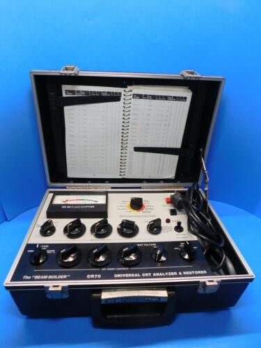 Sencore Beam Builder CR70 Universal CRT Analyzer & Restorer