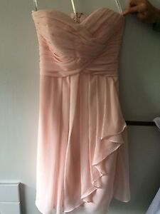 Bridesmaid dress or prom dress size 2