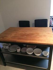 Sofa, Dining Table, Washing Machine, Dryer, Fridge South Yarra Stonnington Area Preview