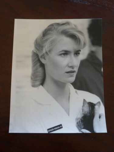 Laura Dern Sexy Actor 8x10 B&W Promo Photo