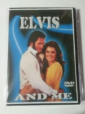 Elvis And Me made for TV movie with extras DVD Dale Midkiff Free USA Shipping