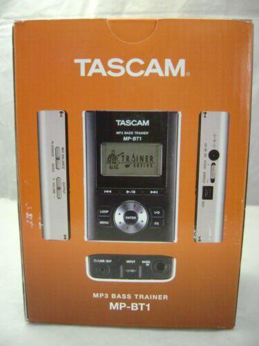 Tascam MP-BT1 Black ( 1 GB ) Bass Trainer