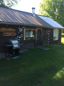 Oak lake cottage hunting camp