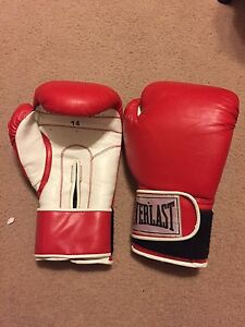 Size 14 Boxing gloves