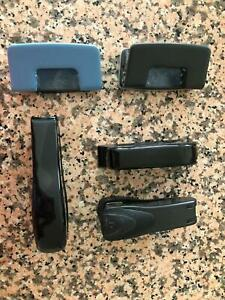 Stapler (with extra staples) / hole punch - $5 each