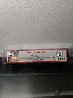 Flange Wizard Pipe Flange Aligner Set 38240-t New In Package - Free Shipping