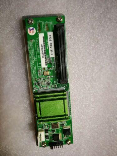 1pc used ACARD AEC-7732 SCSI to SATA Bridge Adapter