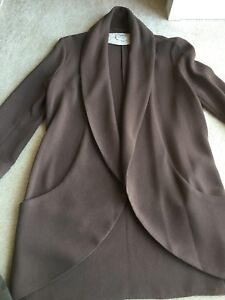 Wilfred / Aritzia Chevalier blazer - brown (size 0 XS)