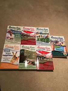 Chicken soup for the soul books *new*