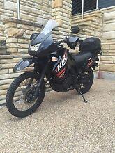 Kawasaki Klr 650 Alexandria Inner Sydney Preview