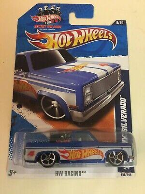 Hot Wheels '83 Chevy Silverado Racing