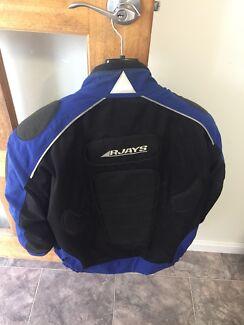 RJAYS Motorbike textile jacket men's XL