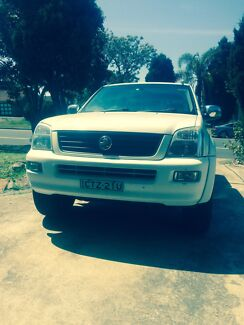 2004 Holden Rodeo Greenfield Park Fairfield Area Preview