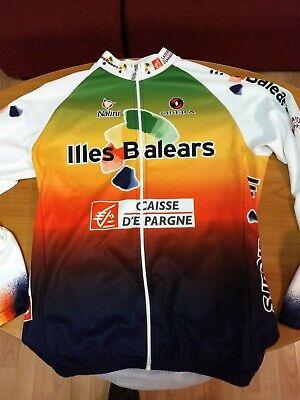4756-6 Champion System Graham Watson Mens Cycling Jersey Size 3XL XXXL TDF