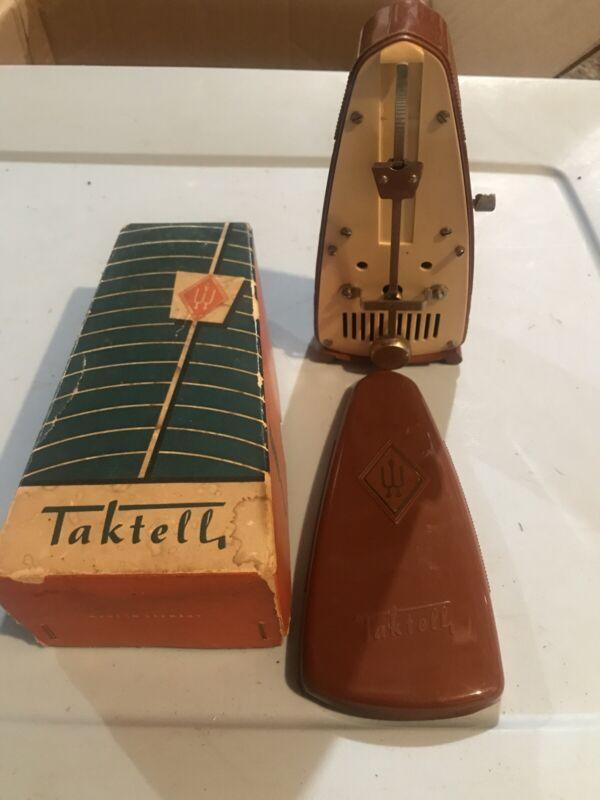 Vintage WHITTNER METRONOM TAKELL GERMANY