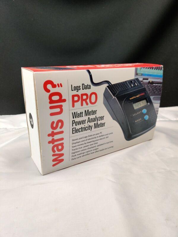 Watts Up? Pro ES Plug Load Power Meter w/ Windows Software & USB - Mining Rig