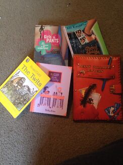 Teenage reads  Waterford West Logan Area Preview
