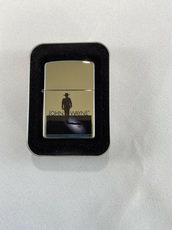 Zippo Lighter - John Wayne Collection - Silhouette - The Duke - # 21120