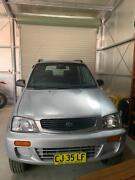 1997 Daihatsu Terios SUV Wardell Ballina Area Preview