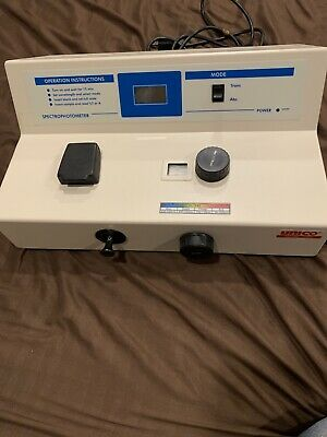 Fisher Unico 1000 Spectrophotometer Used Verry Clean