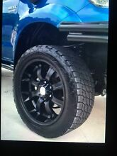 Toyota hilux wheels Clontarf Redcliffe Area Preview